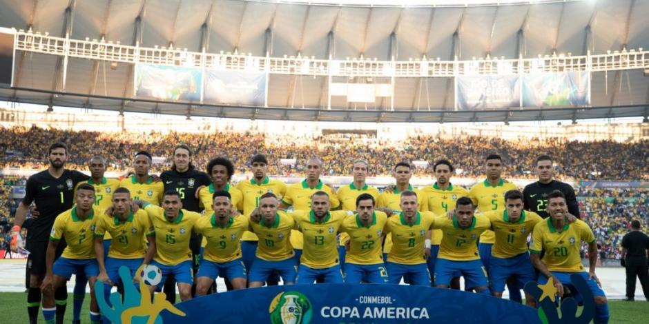 Brasil conquista su novena Copa América tras vencer 3-1 a Perú