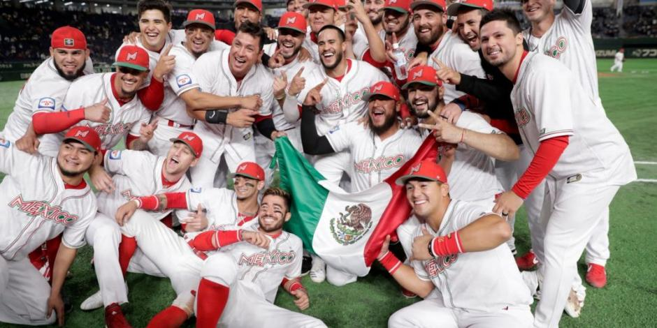México consigue histórico primer pase olímpico en beisbol (VIDEO)
