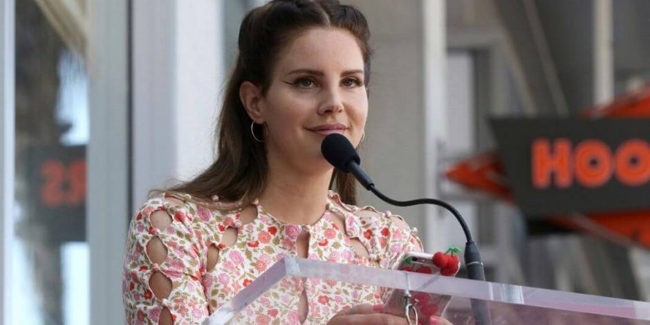 Lana del Rey comparte adelanto de su cover de 'Season of the Witch'