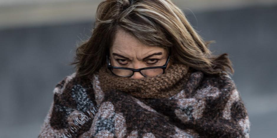 Mantendrá ambiente gélido el frente frío 26 en el país