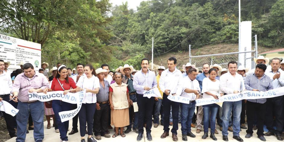 Va Hidalgo por modernizar carreteras