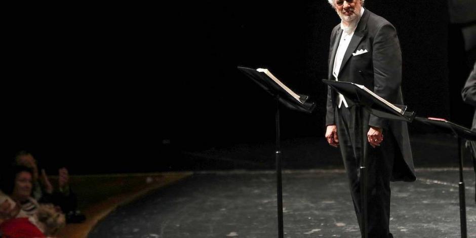 #MeToo tambalea la carrera del tenor Plácido Domingo