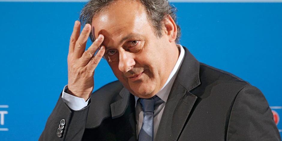 Por el Mundial de Qatar 2022, Michel Platini es detenido e investigado