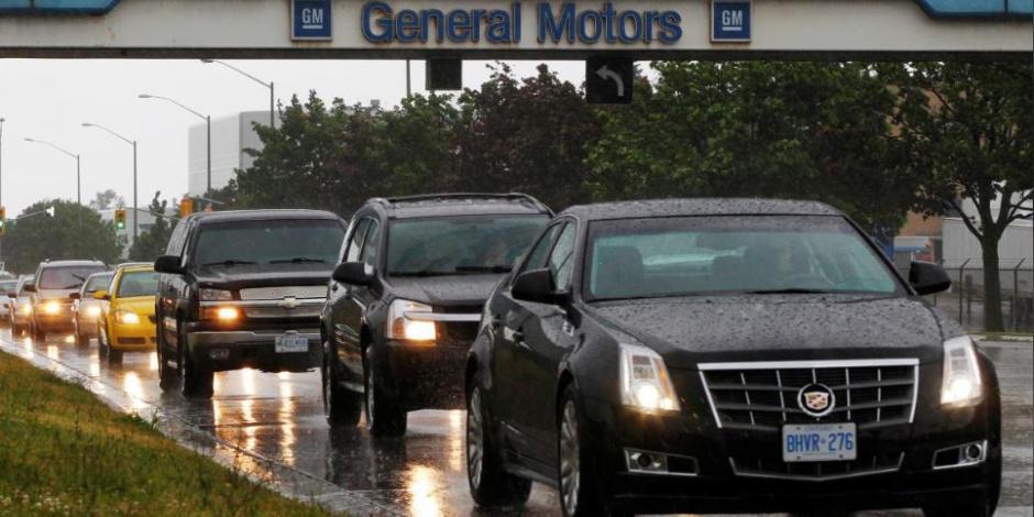 Sindicato canadiense llama a boicotear autos General Motors armados en México