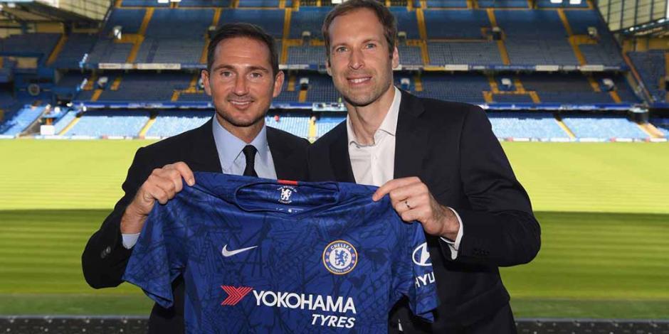 Chelsea presenta a Frank Lampard como su nuevo técnico