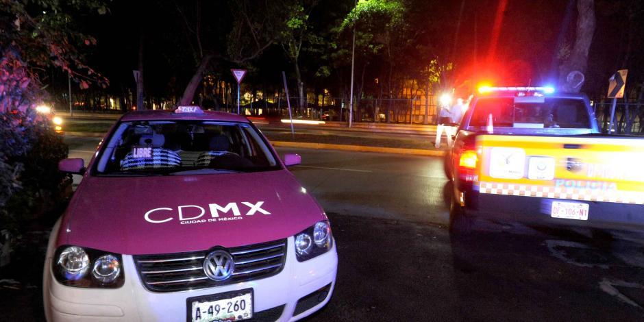 Registran alza siete delitos de alto impacto en la CDMX