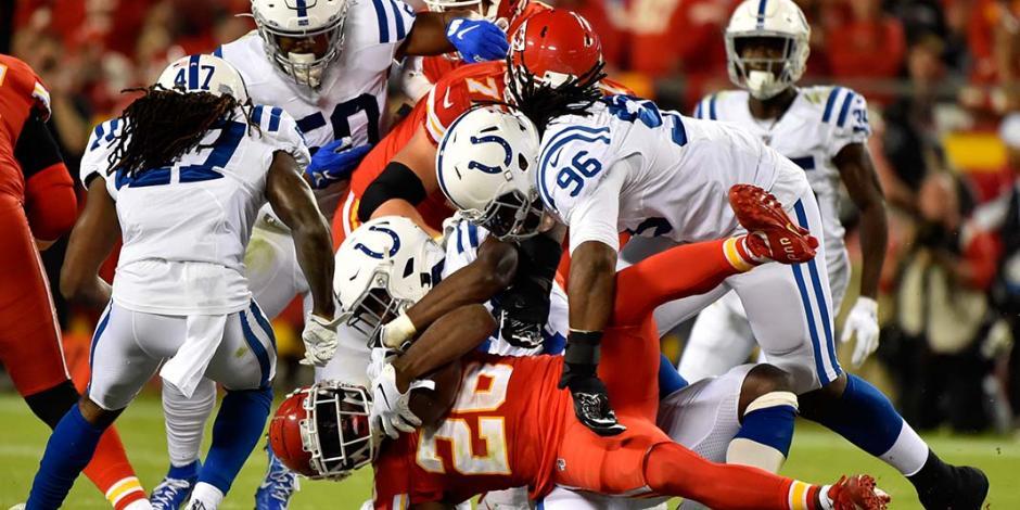 Colts anula a Patrick Mahomes y le quita el invicto a Chiefs