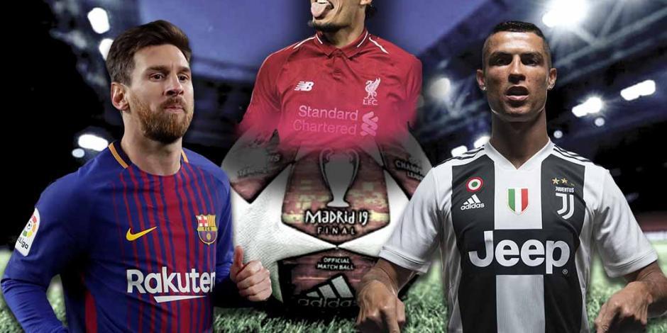 UEFA da los nominados al mejor jugador (varonil y femenil) del año