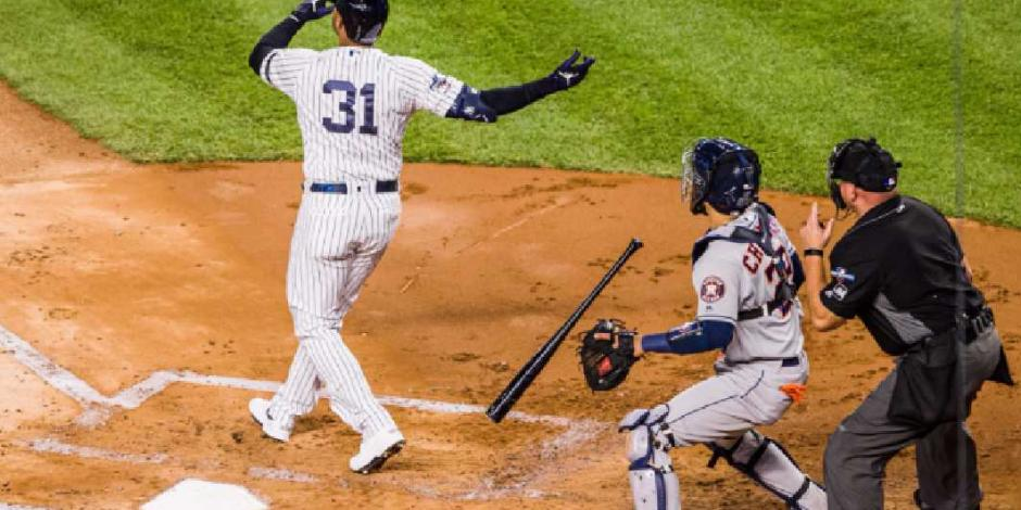 Yankees gana ante Astros y fuerza el sexto juego de Serie de Campeonato