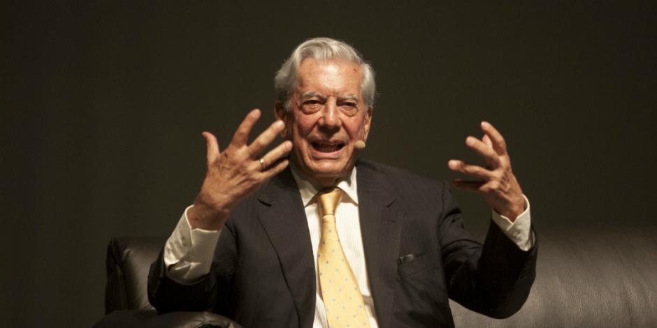 Mario Vargas Llosa publicará un cuento inédito