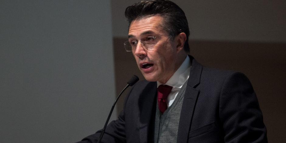 Partidos políticos deben financiarse sólo con recursos privados: Sergio Mayer