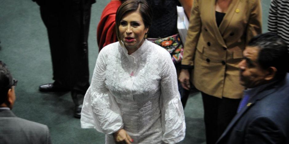 Juez actuó con consigna contra Rosario Robles, acusa defensa