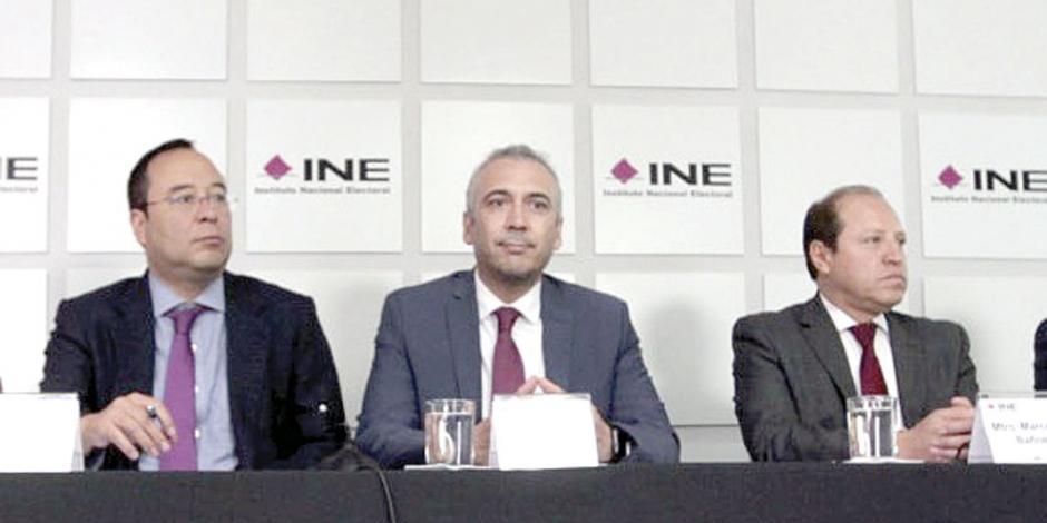 Plantea INE disminuir gasto 1.1 por ciento
