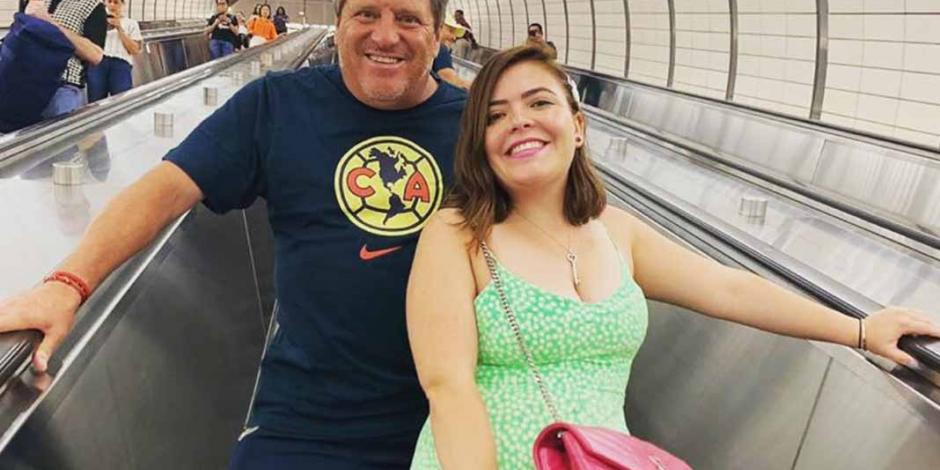 Amenazan de muerte a Mishelle, la hija del Piojo Herrera