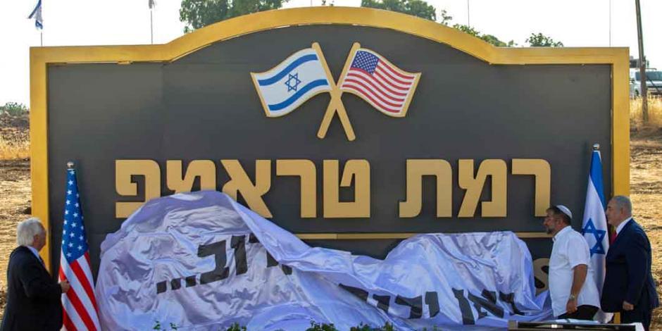 Inauguran colonia judía