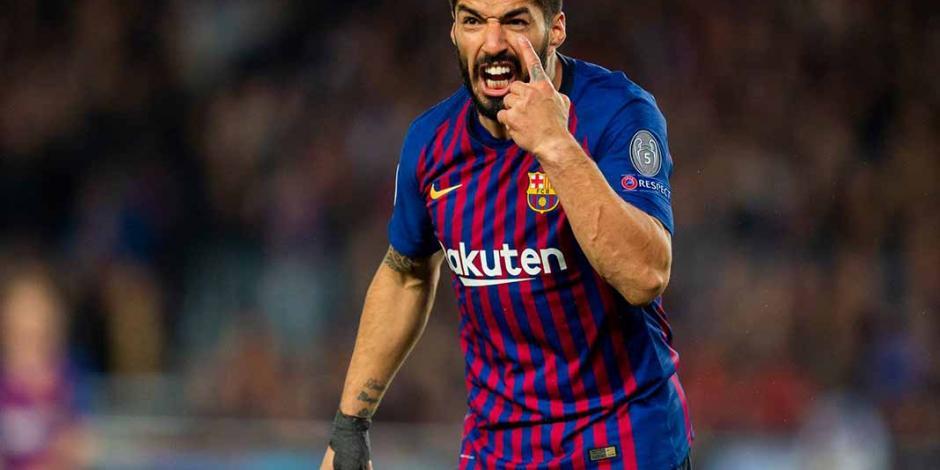 Luis Suárez será baja seis semanas y se pierde la Copa del Rey