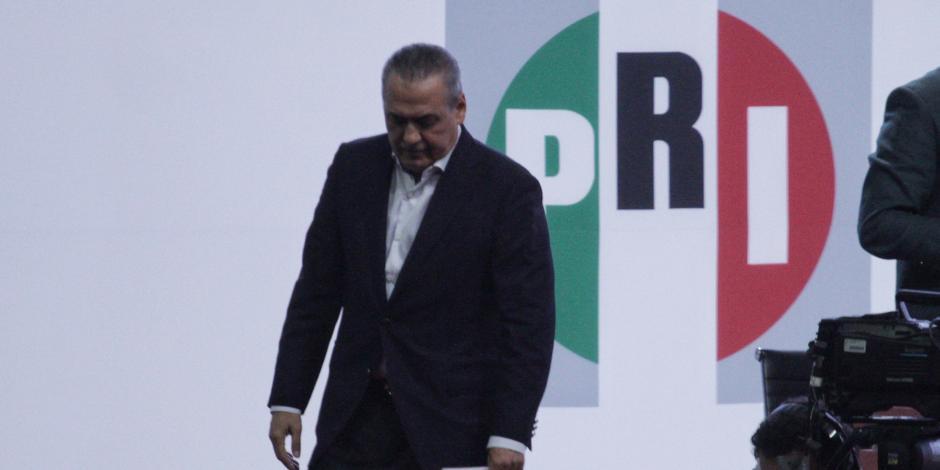 Descarta Beltrones participar en elección interna del PRI