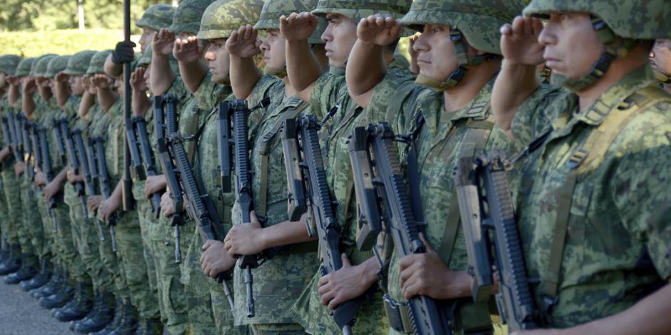Alistan legisladores discutir en extraordinario Guardia Nacional