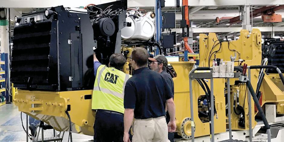 Trump culpa a Fed por afectar manufacturas