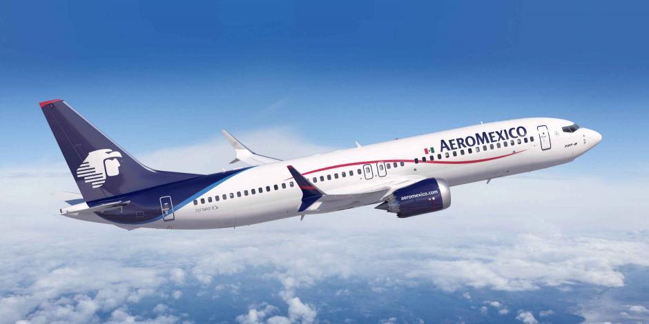 Estamos convencidos de que el Boeing 737 es muy seguro: Aeromexico