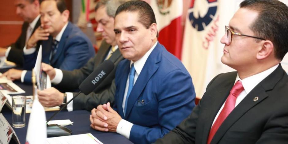 Michoacán, sede de la próxima convención nacional de la Canacintra