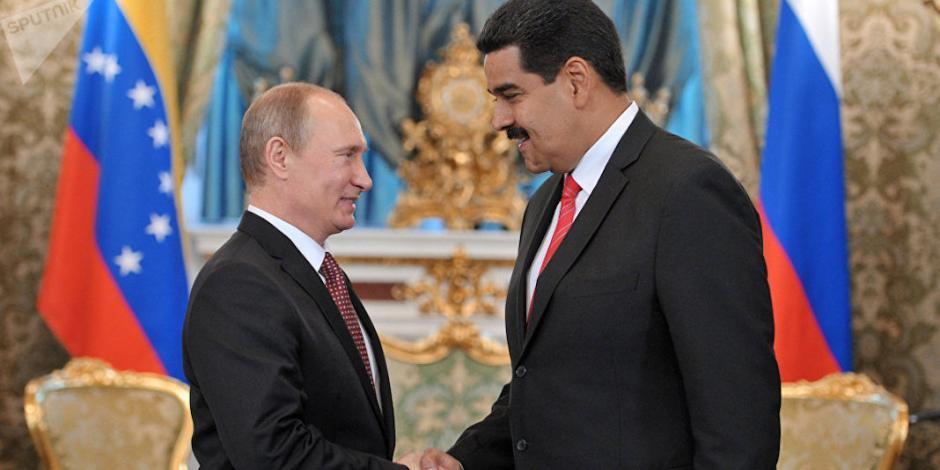 EU atenta contra la soberanía de Venezuela, asegura Rusia