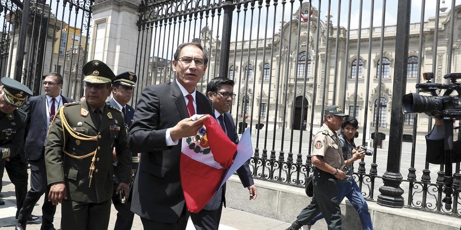 Odebrecht desata nueva batalla en gobierno de Perú