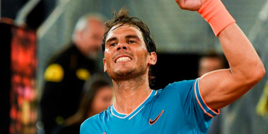 Rafa Nadal, sin apuros, es semifinalista en el Abierto de España