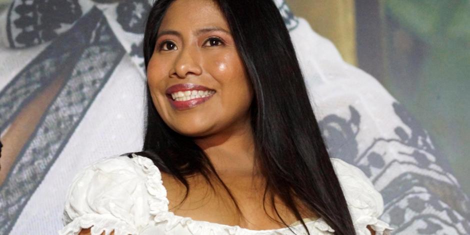 Otorgan Premio Virtuosos a Yalitza Aparicio en Santa Bárbara