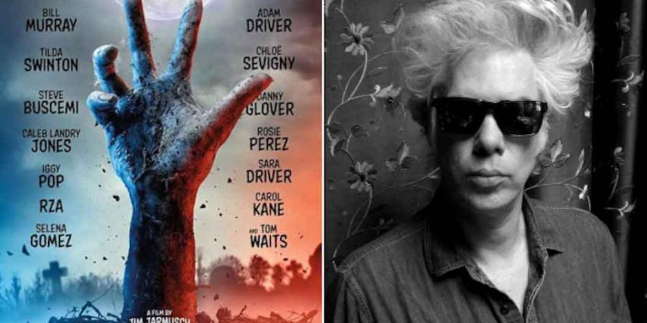 Película de Jim Jarmusch abrirá edición 72 del Festival de Cannes