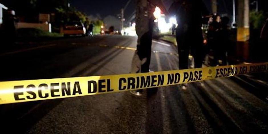 Registran 83 homicidios en 24 horas