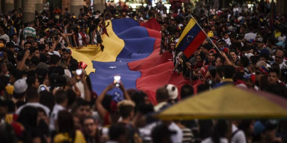 México intermediaría en crisis de Venezuela si lo piden las partes: AMLO