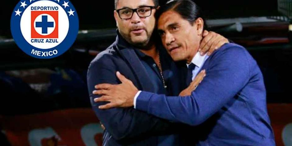 Mohamed y Palencia, opciones de Cruz Azul para sustituir a Caixinha