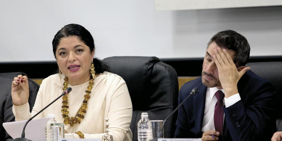 Diputados reclaman a Frausto centralismo en presupuesto
