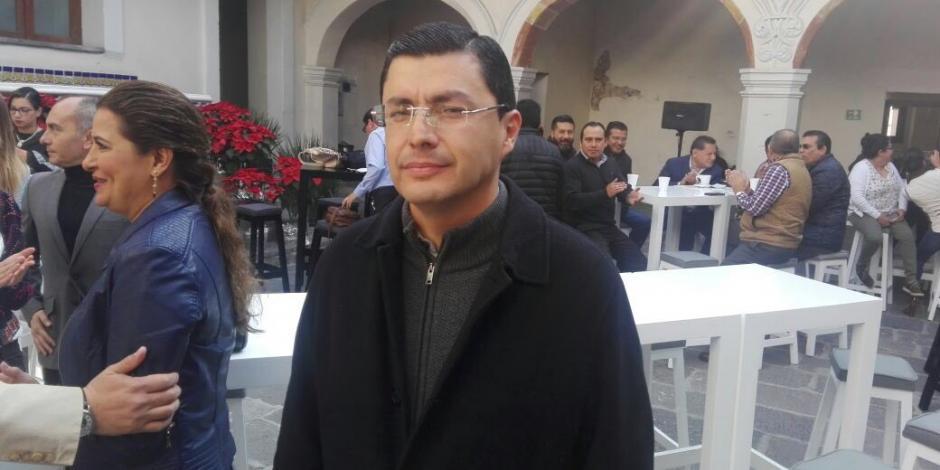 Tras suicidio, revelan mensaje de exfuncionario de Moreno Valle y Gali