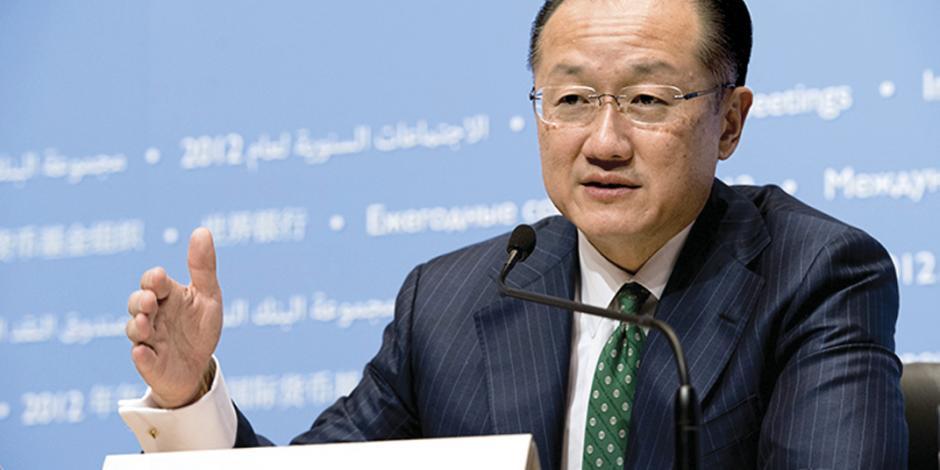 Renuncia Jim Yong, presidente del BM