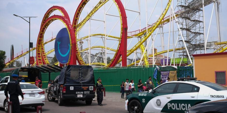Tornillos rotos, causa  de siniestro en La Feria: PGJ