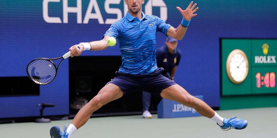 Novak Djokovic suma 271 semanas como líder de la ATP