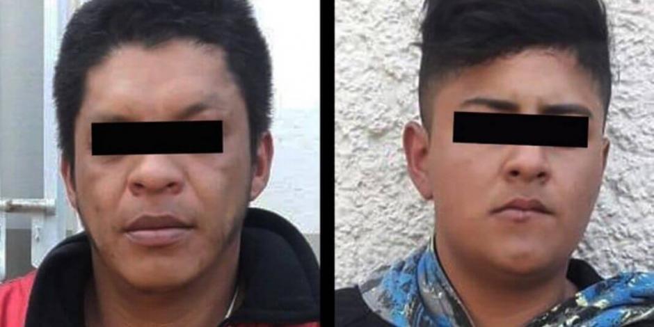 Capturan a integrantes de presunta banda de asaltantes en Ecatepec