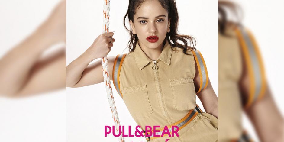 Rosalía lanza nueva colección de ropa con Pull