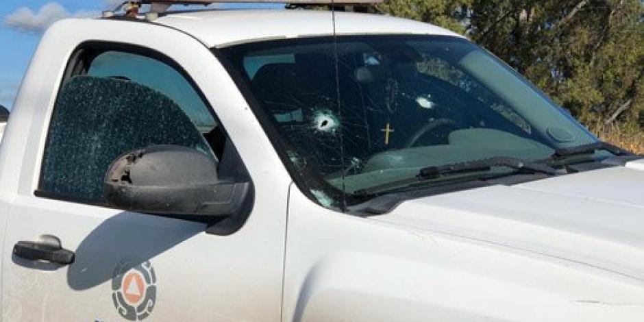 Atacan a balazos a director de Protección Civil de Tarimoro, Guanajuato