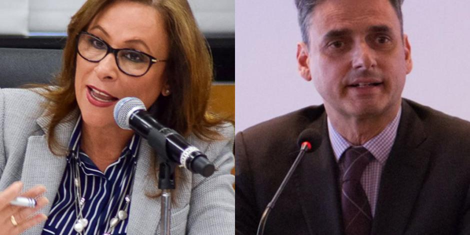 Yo no pedí la renuncia de Guillermo García Alcocer: Rocío Nahle