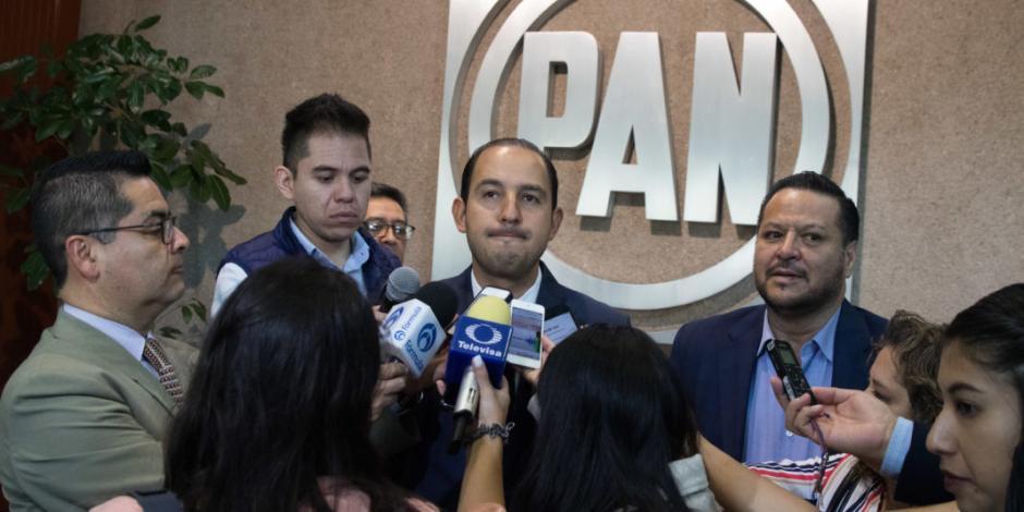 PAN asegura que ganó elecciones en cuatro estados