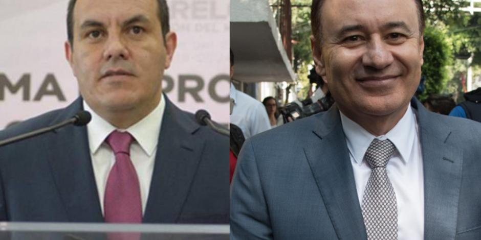 Cuauhtémoc Blanco y Durazo acordarán estrategia de seguridad