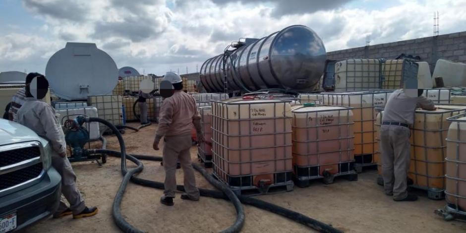Junto con empresarios, AMLO busca fortalecer producción petrolera