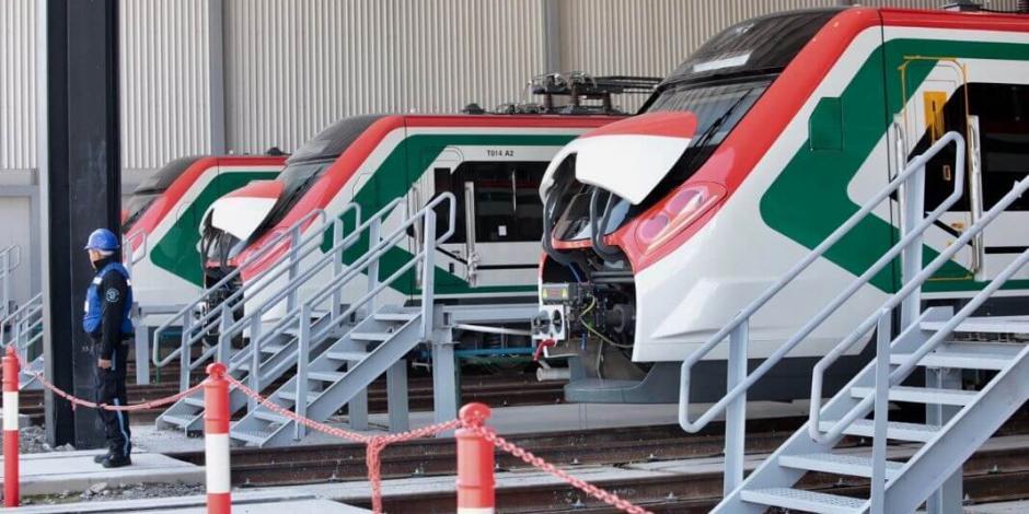 No se aceptarán chantajes en tren México-Toluca: AMLO