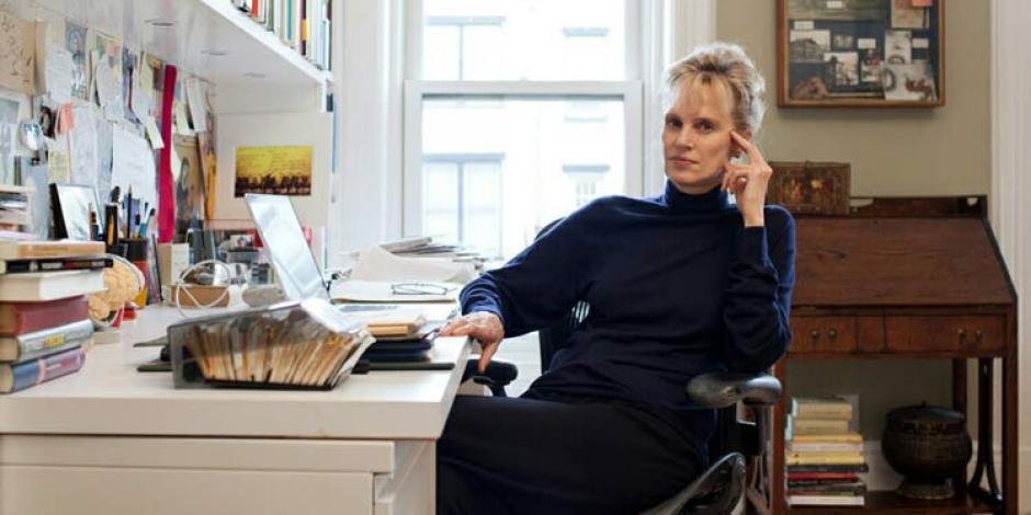 Siri Hustvedt: el juego de la inteligencia constante