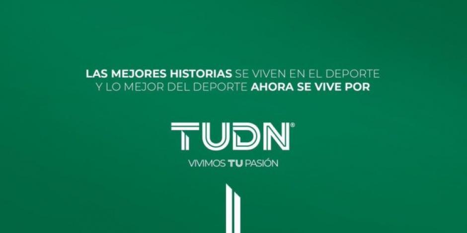 TUDN se posiciona con nuevos formatos llenos de talento