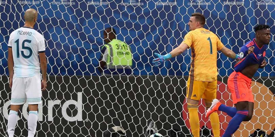En Twitter insultan a Pizarro, Rodríguez y al futbol mexicano