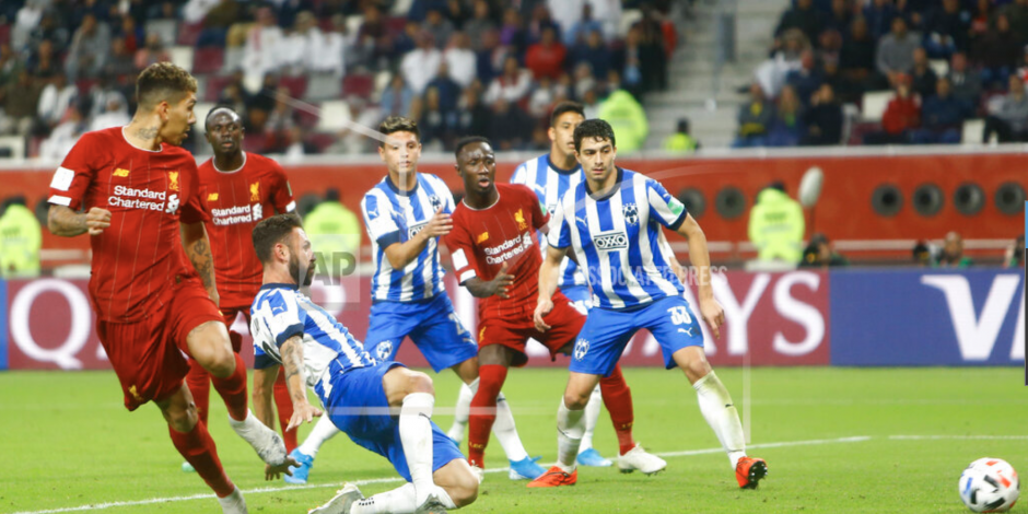 Rayados cae de último minuto ante Liverpool y va por el tercer lugar